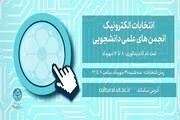 انتخابات انجمنهای علمی دانشجویی دانشگاه تهران برگزار میشود