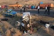 ۱۱ کشته و مصدوم حاصل وقوع ۲ تصادف مرگبار در سیستان و بلوچستان