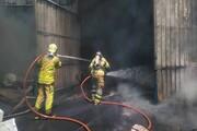 زندگی آتشنشانان خدمت صادقانه به مردم است