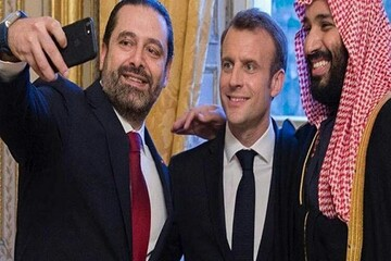 ماکرون و بنسلمان در مورد حل بحران لبنان به توافق رسیدند