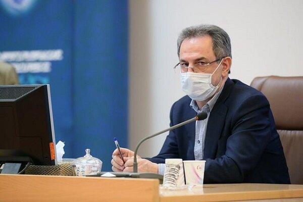 کاهش ۵۰ درصدی حضور کارکنان دستگاههای اجرایی استان تهران