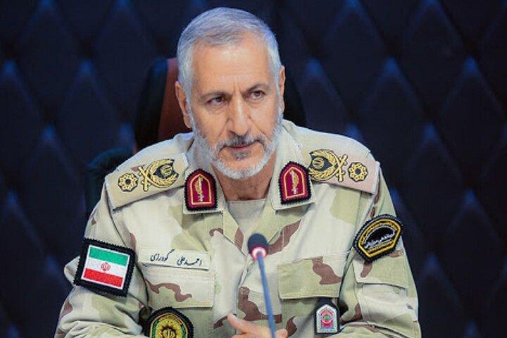 ارتش جمهوری انتقام خون شهدای مرزبان دشت آزادگان را میگیریم