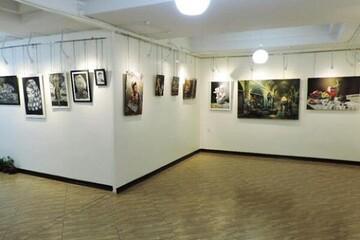 نمایشگاه نقاشی روایتگر پاییز شد