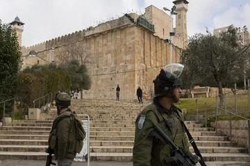 رژیم صهیونیستی درهای مسجد ابراهیمی را به بهانه عید یهودی بست