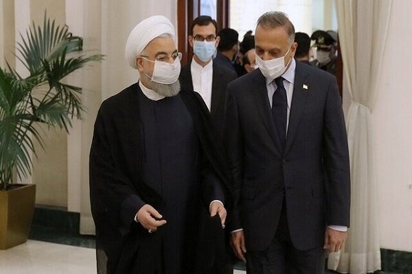 پیام شفاهی نخستوزیر عراق به روحانی