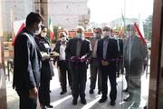 افتتاح ساختمان دانشکده داندانپزشکی گلستان