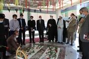 آیین تجلیل از شهدای گمنام  در موزه دفاع مقدس برگزار شد