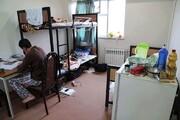 خوابگاههای دانشگاه امیرکبیر تعطیل میشوند