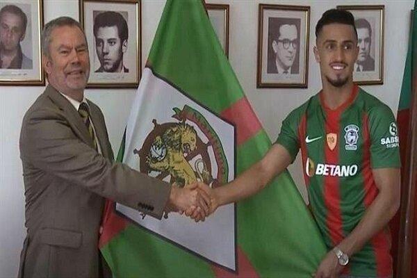 عقد قرارداد رسمی مهاجم پرسپولیس با تیم پرتغالی