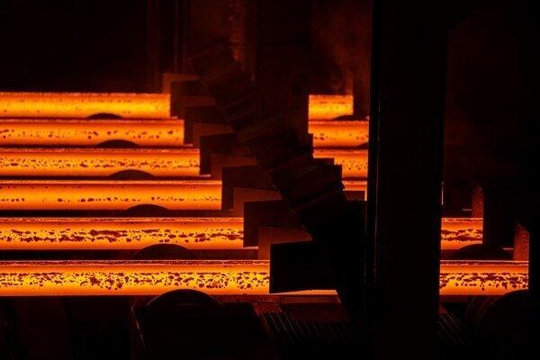 رشد ۱۱.۳ درصدی تولید فولاد ایران