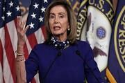 نانسی پلوسی از تشکیک ترامپ در نتیجه انتخابات انتقاد کرد