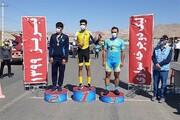 قهرمانی تیم دانشگاه آزاد در لیگ برتر دوچرخه سواری مردان