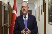 ترکیه: حمایت ماکرون از ارمنستان، به مثابه حمایت از اشغالگری است