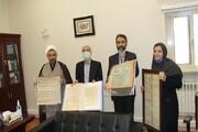 اهدای ۵۰۰ سند تاریخی از سوی عضو هیئت علمی دانشگاه تهران
