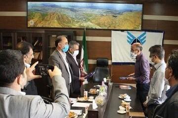 دانشگاه آزاد اسلامی اراک با مؤسسه سرمسازی رازی تفاهمنامه امضا کرد