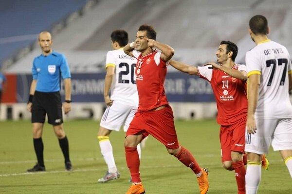 موافقت AFC با درخواست پرسپولیس در پرونده آلکثیر