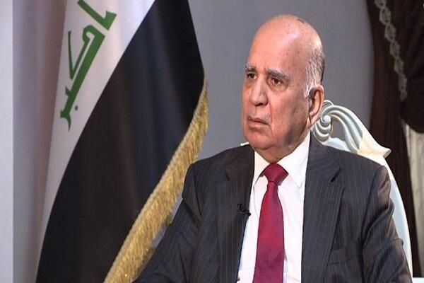 وزیر خارجه عراق: حمله به هیأتهای دیپلماتیک در بغداد ارتباطی با مقاومت ندارد