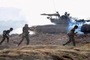 ایران باید از اقدام مشروع نیروهای آذربایجانی در باز پس گیری مناطق اشغالی دفاع کند