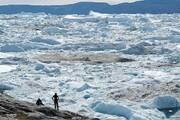 سرعت ذوب یخ های گرینلند خیلی بالا رفته است
