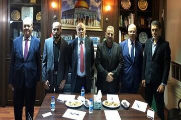 حماس نتایج نشستها برای توافق ملی را اعلام کرد