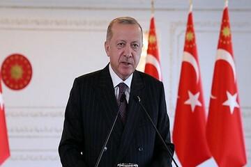 اردوغان: به یونان و قبرس پاسخ میدهیم