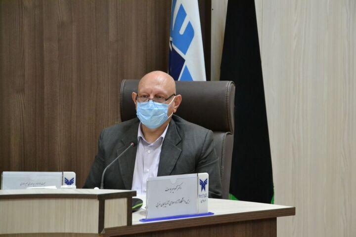 نهاد نمایندگی مقام معظم رهبری یکی از مظاهر دانشگاهِ اسلامی است