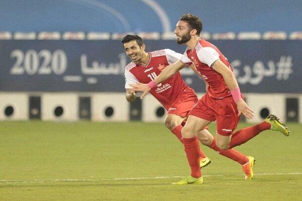 مهاجم پرسپولیس تنها نامزد ایرانی در جمع بهترین مهاجمان لیگ قهرمانان آسیا