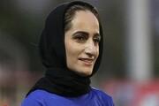 رکوردشکنی دونده دانشگاه آزاد اسلامی در مسابقات قهرمانی باشگاههای کشور