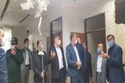 حضور کمیسیون امنیت در منطقه مرزی قره باغ