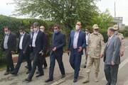 سفر اعضای کمیسیون امنیت ملی مجلس به مرز ایران و آذبایجان