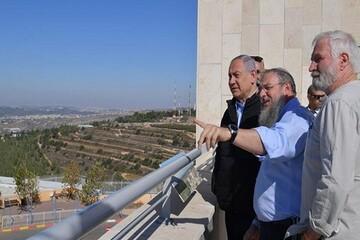 رژیم صهیونیستی ۵۴۰۰ واحد مسکونی جدید در کرانه باختری می سازد