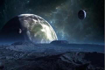 سیارات دیگر برای زندگی بهتر است