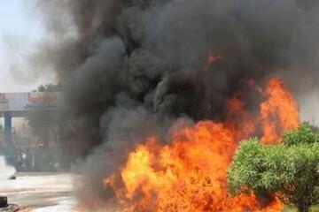 انفجار در مرکز شهر فلوجه در غرب عراق