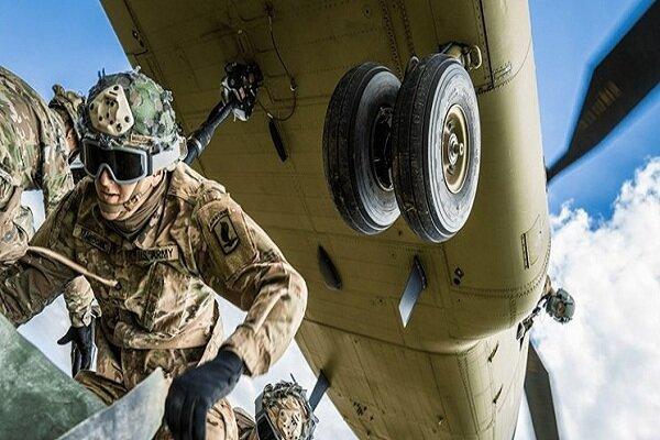 آمریکا با ایجاد «اقلیم سنی» در پی ابقای نیروهای خود در غرب عراق است