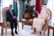 گسترش همکاری میان قطر و  افغانستان