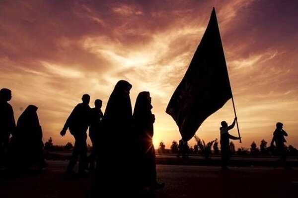 افتتاح نمایشگاه عکس مجازی اربعین
