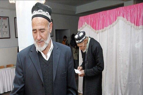 گروهی از ناظران بین المللی وارد تاجیکستان شدند