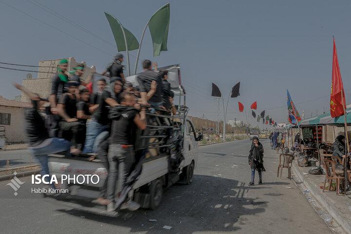 اربعین دمشق