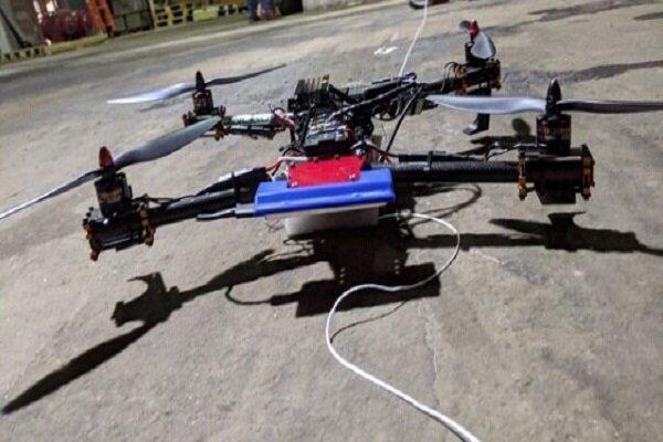 تولید شارژر خودکار برای پهپادها