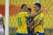 جشنواره گل برزیل در انتخابی جام جهانی 2022