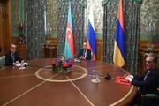 توافق ارمنستان و جمهوری آذربایجان بر آتشبس در قرهباغ