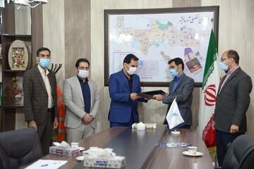 همکاری های اجرایی دانشگاه آزاد اسلامی بوشهر با شهرداری عالیشهر