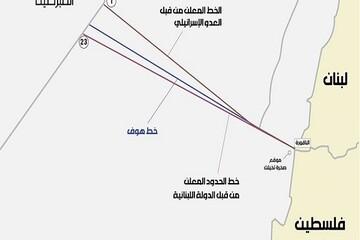 اطلاعرسانی درباره موضع لبنان در قبال مذاکرات غیرمستقیم با تلآویو