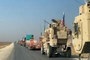 ورود کاروان جدید نظامی آمریکا به سوریه