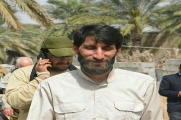 پیکر شهید مدافع حرم «محمد بلباسی» به کشور بازگشت