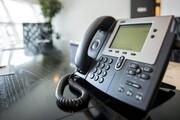 اختلال در ارتباط تلفنی مشترکان ۶ مرکز مخابراتی