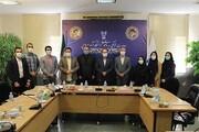 مراسم تقدیر از مدالآوران تیمهای ووشو و تکواندو دانشگاه آزاد اسلامی