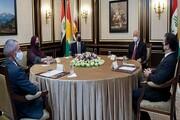 رایزنیهای استراتژیک «برهم صالح» با مقامات منطقه کردستان عراق