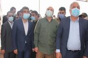 ایراد طرح ۴۶ هزار هکتاری اراضی سیستان برطرف میشود