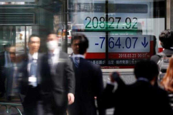 نوسان سهام آسیایی و سقوط سهام چین